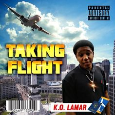 "KO Lamar New Release ""Taking Flight"" #KOlamar #TakingFlight #ECMD #CodaGrooves #KOlamar317"