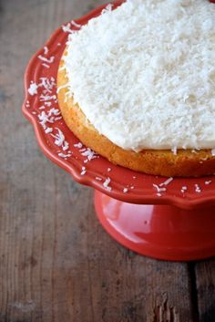 Coconut Carrot Cake photo