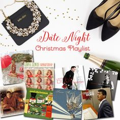Date Night Christmas Music Playlist