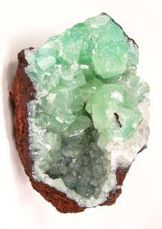 Adamite (Cuprian) -  Ojuela Mine, Mapimi, Durango, Mexico  small cabinet, 7.1 x 4.9 x 4.5 cm