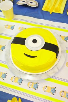 Throw A Rockin DIY MINIONS Party Fiesta! ⋆ Brite and Bubbly