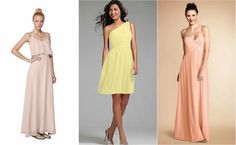 Bridesmaid Dresses for Summer Weddings of all styles [Guest post] - Wedding Party