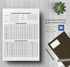 Blank Spreadsheet Template   21  Free Word  Excel  PDF Documents     Blank Spreadsheet Template