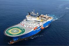 COSL Successfully Completed China's First Geophysical Exploration Operation in…