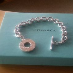 Tiffany&co Toggle Braclet Tiffany&co sterling silver 925 Toggle Braclet 7 IN Tiffany & Co. Jewelry Bracelets