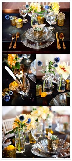 Yellow wedding ideas. #ezeevents #wedding
