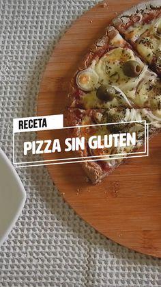 Pizza Sin Gluten, Churros, Empanadas, Clean Recipes, Fitness Diet, Gluten Free Recipes, Free Food, Yummy Food, Snacks