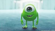 Little Mike Wazowski! <3 Monsters University