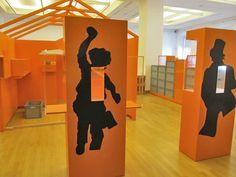 """Museum für Kommunikation: """"Eine Wechselausstellung in Vorbereitung"""". Beitrag zur Blogparade."""