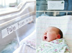 NEWBORN, HOSPITAL PHOTOS
