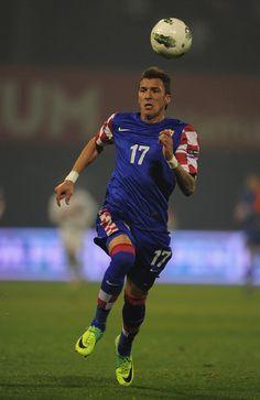 ~ Mario Mandzukic on Croatia National Team ~