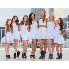 Sally Miller — Shop our new White Dress. Dance Moms Facts, Dance Moms Dancers, Dance Mums, Dance Moms Girls, Dance Moms Costumes, Dance Moms Comics, Kendall, Sally Miller, Chloe