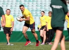13 agosto 2013, una data storica per Touch e Rugby