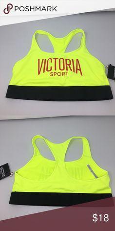 NWT VS Racerback Sports Bra NWT PINK Victoria's Secret Intimates & Sleepwear Bras