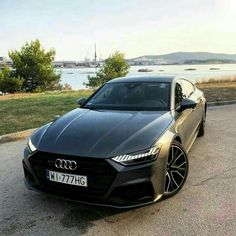 """Searching for a quality luxury cars and truck will undoubtedly bring anyone to the rather apt adjective, """"exotic"""". Audi A7, Audi Quattro, Audi Sedan, Audi Sports Car, Sport Cars, Audi Sportwagen, Luxury Car Brands, Lux Cars, Car Goals"""