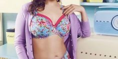 The Curvy Fashionista | First Look at Plus Size Lingerie Brand: Elomi Lingerie Spring 14 Look Book