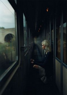 Train Ride Painting