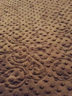 My Quilt Diet...: Quilting For a Customer