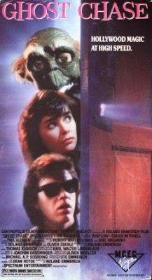 El señor de los bloguiños: El secreto de los fantasmas (1987) de Roland Emmer...