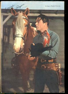 ..Roy Rogers & Trigger.