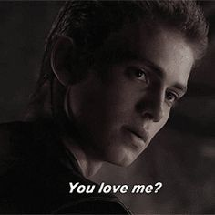 """""""I think our lives are about to be destroyed anyway. I truly&; deeply; love you and before we die I want you to know""""- Padmé                                      Ghost Anakin: Kylo, don't ruin your oppurtunity, as I did mine. Finish what I started...and follow her into the light"""