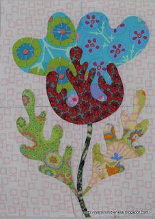 Kim McLean Down Under: Flower Garden