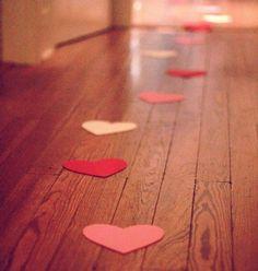 decoração dia dos namorados coração papel valentines dica da duda 03
