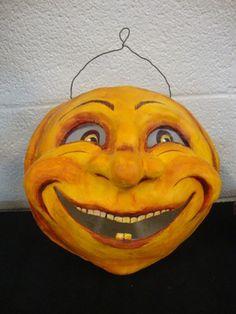Halloween Items, Halloween Boo, Holidays Halloween, Halloween Pumpkins, Halloween Crafts, Happy Halloween, Halloween Lanterns, Vintage Halloween Decorations, Samhain