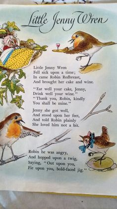 Hilda Boswell Nursery Rhymes, not seen this one before Nursery Rhymes Poems, Nursery Songs, Rhymes Songs, Poetry For Kids, Pomes, Kids Poems, Rhymes For Kids, Vintage Children's Books, Stories For Kids