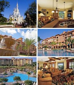 Wyndham Bonnet Creek, Orlando FL  Been here and its amazing!!!! You can see the firework show everynight! Down the street from DisneyWorld