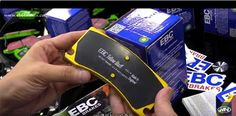 How To Change Brake Pads EBC Brakes technical article. Want to learn how to change brake pads? It's all in an easy DVD format that you can obtain. Brake Pads, Articles, Change, Learning, Easy, Studying, Teaching, Onderwijs