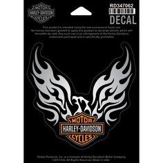 Harley-Davidson Aufkleber/Decal  PHOENIX EAGLE  reflektierend *RD347062*
