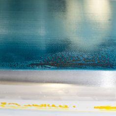 Bord de mer - Print colors by Remy Carteret, via Flickr
