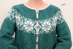 Ravelry: BlomsterStev pattern by Gitte Bettina Lauridsen - GNIST Floral Cardigan, Sweater Cardigan, Sweaters, Cardigans, Knitting, Pattern, Ravelry, Fashion, Tricot