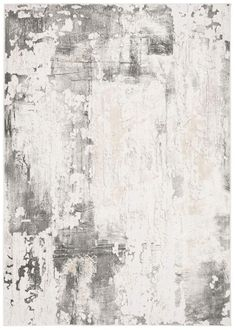 Safavieh Vogue Beige and Charcoal 5'3  x 7'6  Area Rug