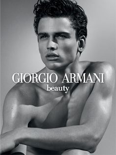 Various shades of Giorgio Armani (the designer, not the label) - ARMANI BEAUTY