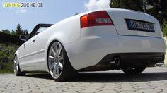 Audi A4 Cabriolet (8H7, 8HE) 03-2003 von K-Concept  Bild 123910