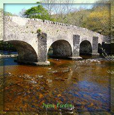 Bridge in Wicklow Ireland