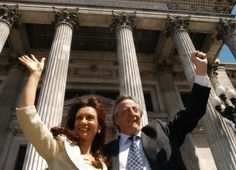 MARZO 1, 2004 Néstor Kirchner ante la Asamblea Legislativa del Congreso, 2004
