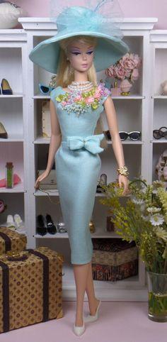 Bayou Vista in Aqua | Matisse Fashions and Doll Patterns