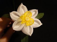 March Kanzashi^^ | Flickr - Photo Sharing!