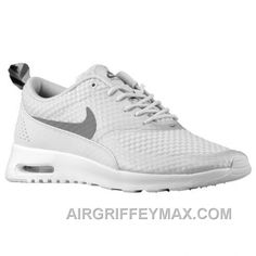 new styles 53e8d 39e4a Nike Air Max Thea Womens White Black Friday Deals 2016 XMS2176  Discount