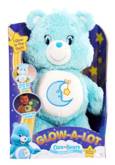 The Care Bears have been popular since the 1980s.