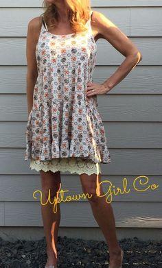 Sale 6 Sizes Dress Extender, Lace Dress Extenders, Shirt Extender, Uptown Girl  | eBay