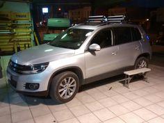 Miami Center - Porta SKI y barras Thule Volkswagen tTouran