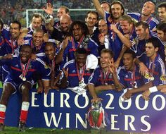 France Football Team in 2000