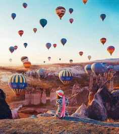 Turkish Region Cappadocia Looks Almost Too Good to be Real