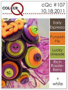 Rich Razzleberry, Lucky Limeade, Pumpkin Pie, Early Espresso, and Whisper White