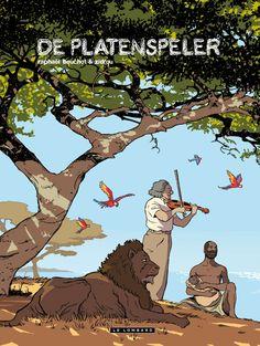 2 september: DE PLATENSPELER © Lombard