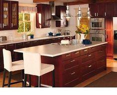 IKEA-Ramsjo-Door-Drawer-Front-Cabinet-Cherry